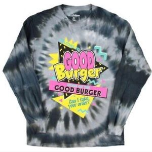 Good burger graphic tee shirt